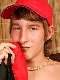Cute slim Twink Boy Kay