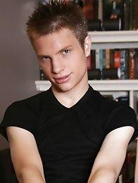 Sweet, smooth and skinny UK Teen Boy