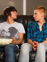 Matthew Keading has his good friend and secret crush Adrian Rivers
